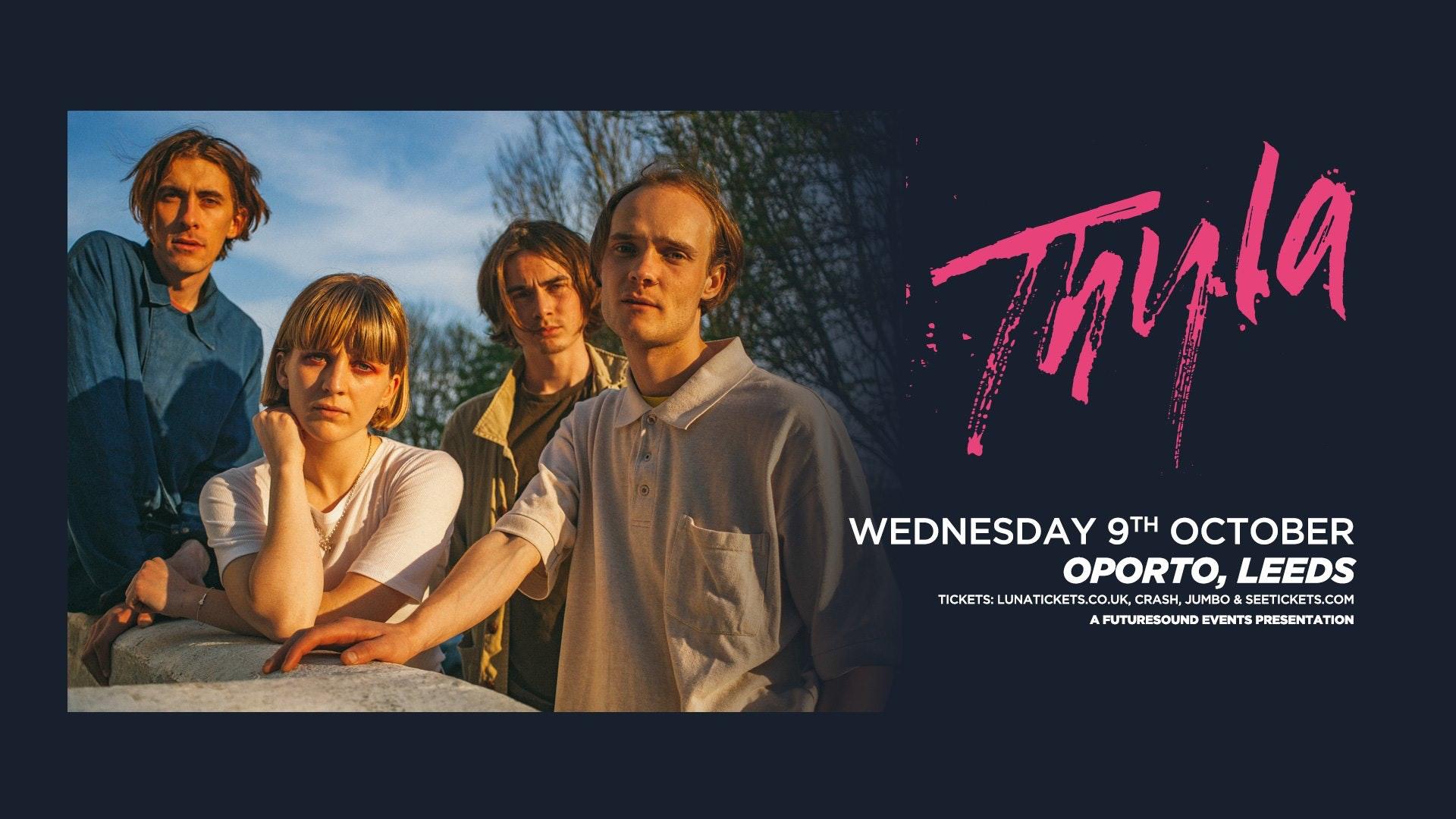 Thyla + ørmstons // Leeds