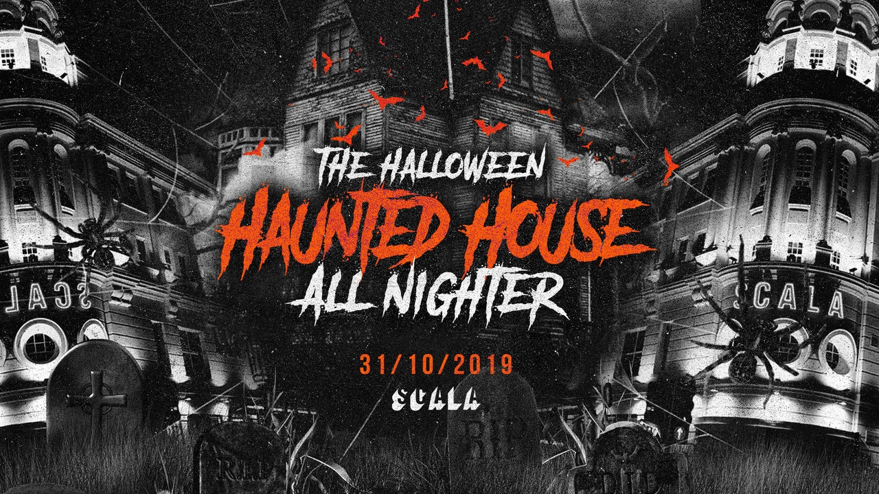 The Halloween All-Nighter at Scala