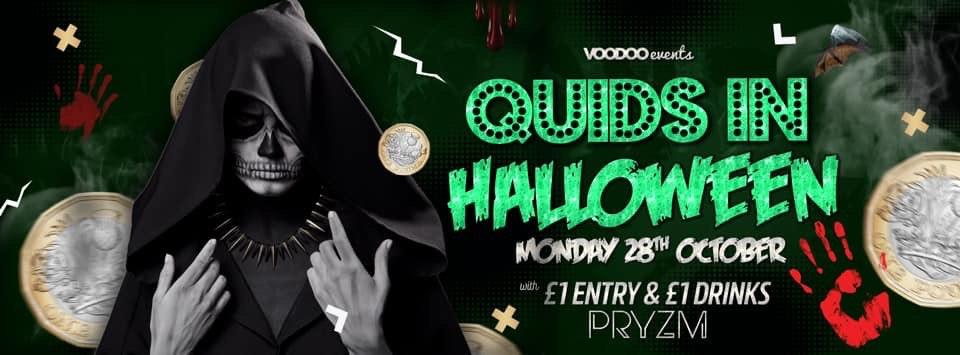 Quids In – Halloween