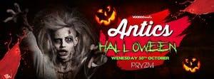 Antics Leeds at Pryzm – Halloween Special