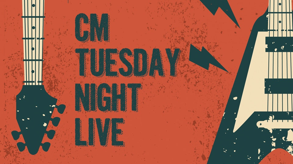 Tuesday Night CM Live with Longcoats, Smack & Lucy Barton