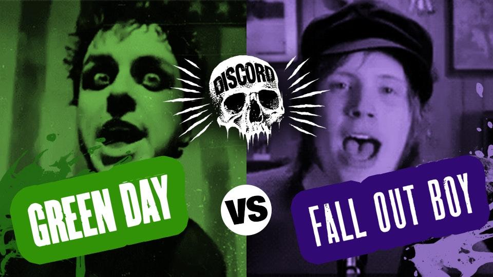 Discord – Green Day vs Fall Out Boy – Hella Mega Special!