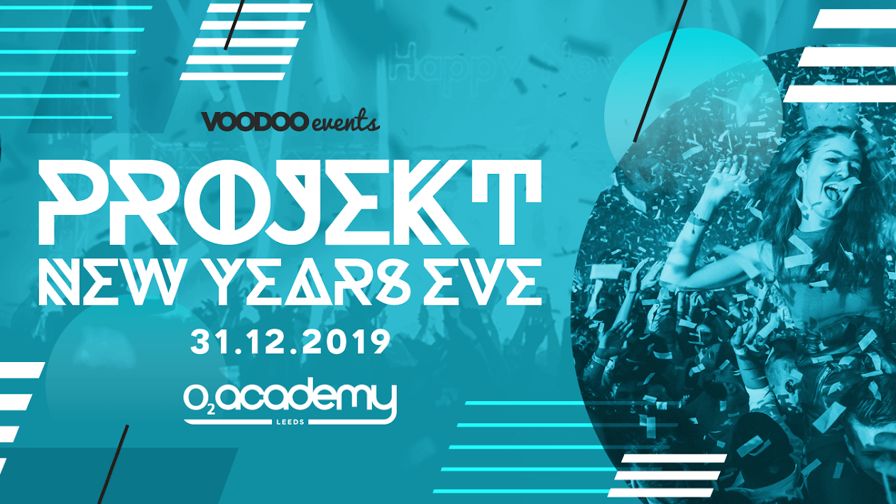 PROJEKT – New Years Eve 2019 – The Future is 2020