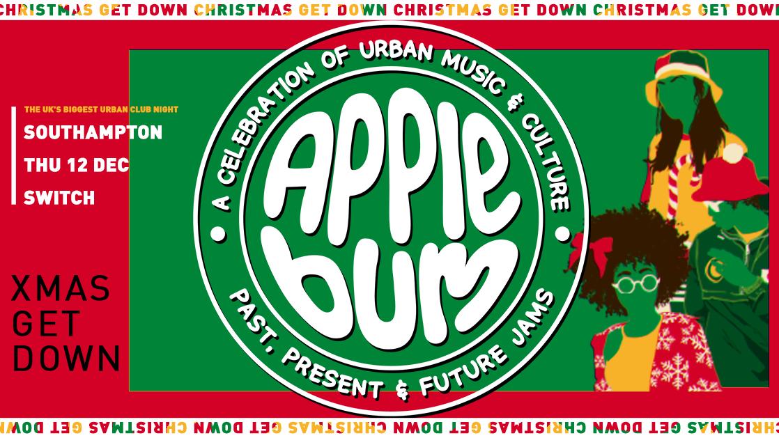 Applebum / Southampton / Christmas Get Down