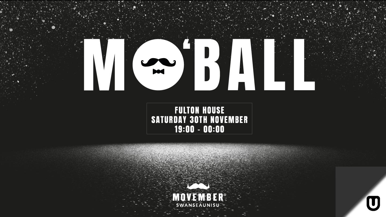 MO'BALL • MOVEMBER