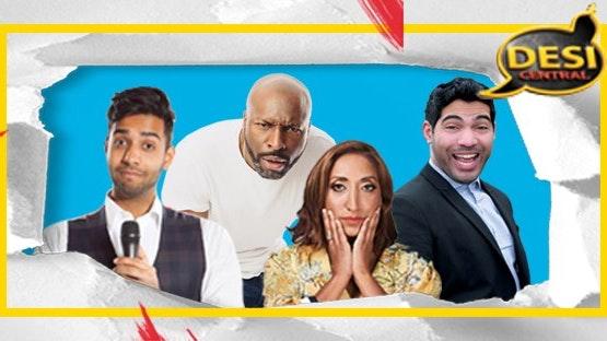 Desi Central Comedy Show : Brentford