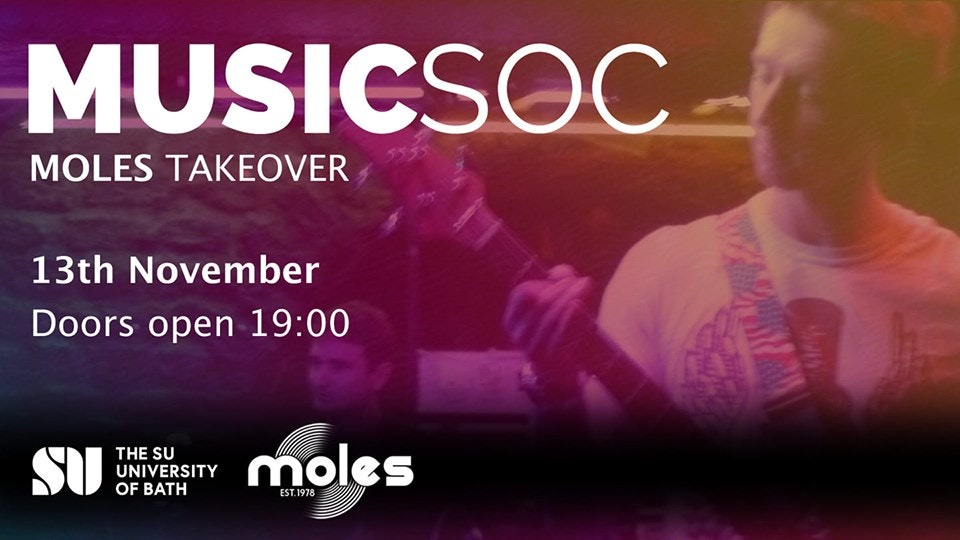 MusicSoc Takeover at Moles