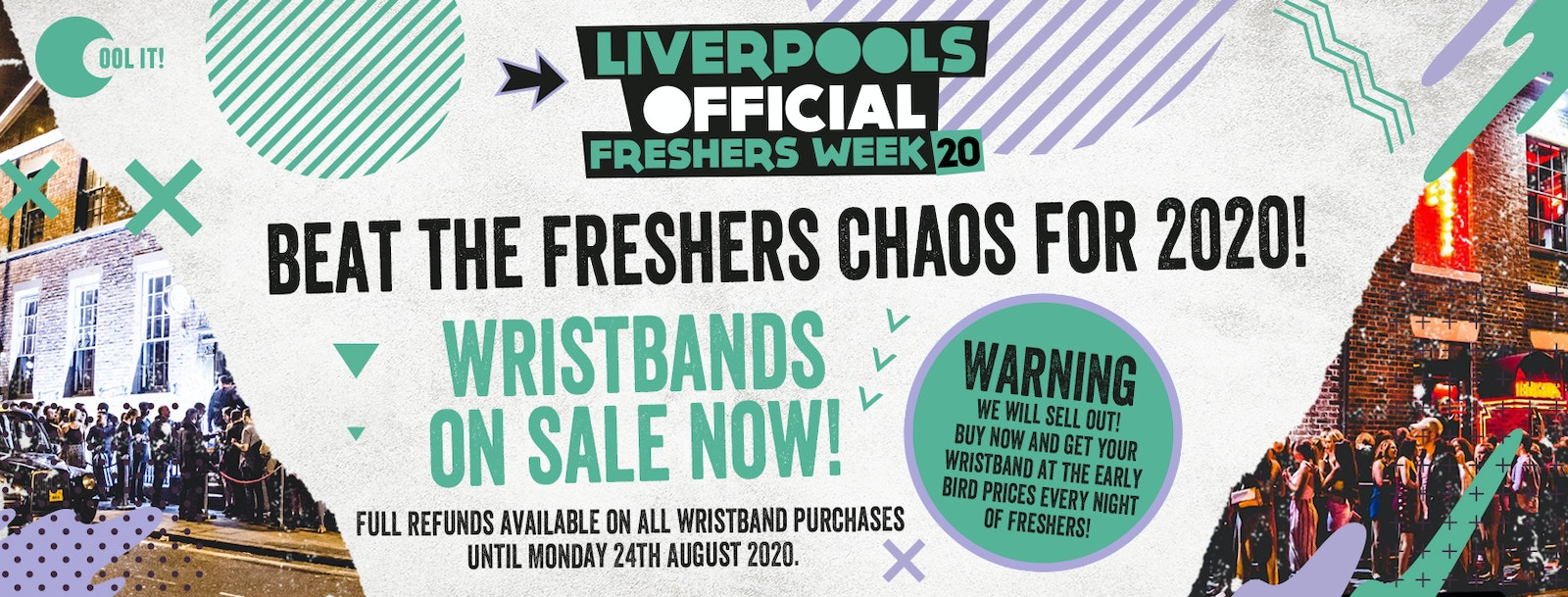 Liverpool's Official Freshers 2020 – Week 1 and Week 2