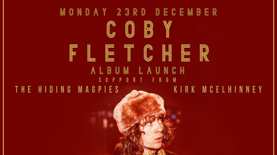 Jake Fletcher Album Launch