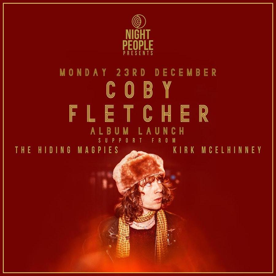 Jake Fletcher Album Launch