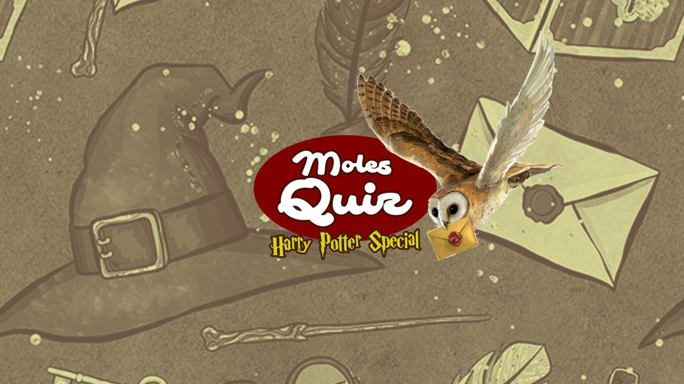 The Moles Quiz – Harry Potter Special