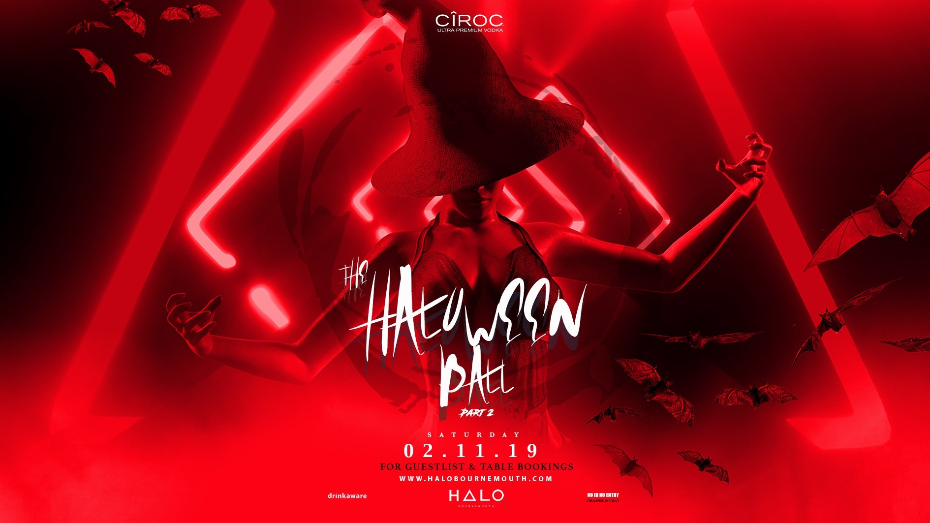 THE HALO-WEEN BALL – PT 2