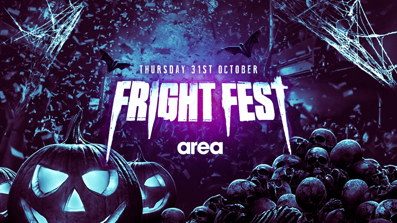 50% Sold Out – Fright Fest – Sheffield Halloween 2019