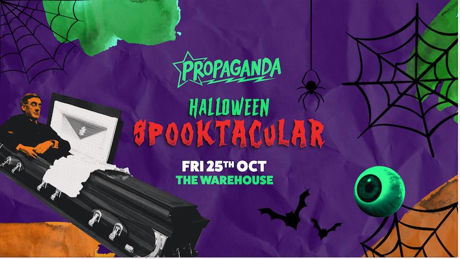 Propaganda Leeds – Halloween Spooktacular!