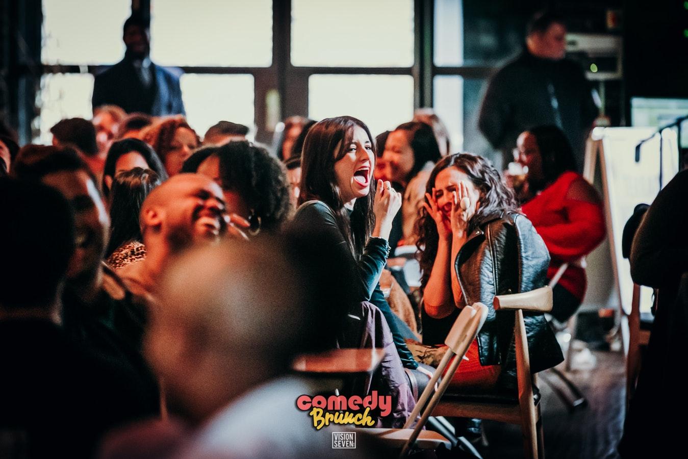 Comedy Brunch – 29th Feb