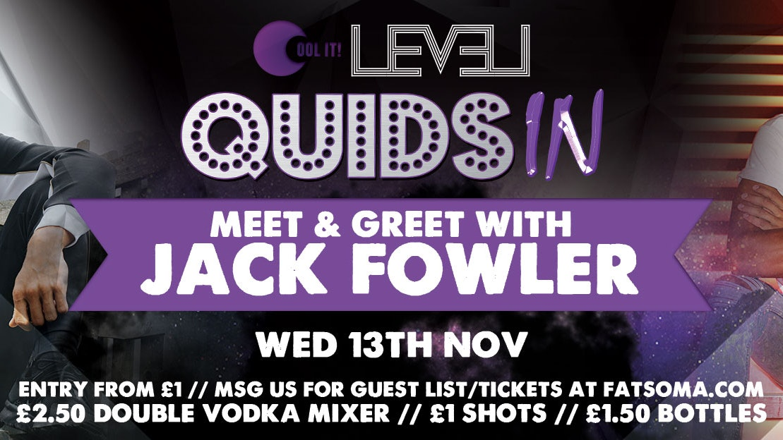 Quids In Wednesdays with Jack Fowler