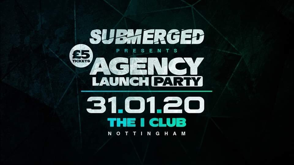 Submerged – Agency Launch Party