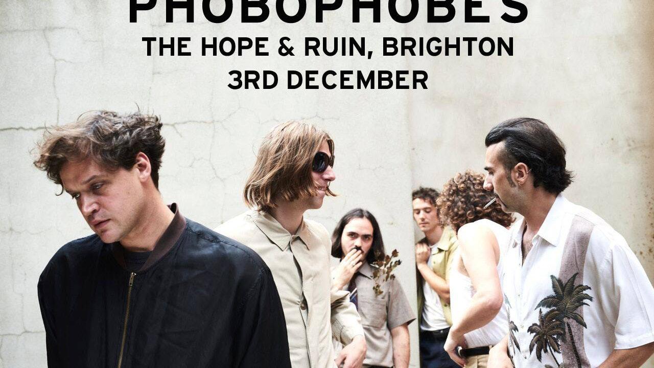 Phobophobes + Guru + ELLiS•D