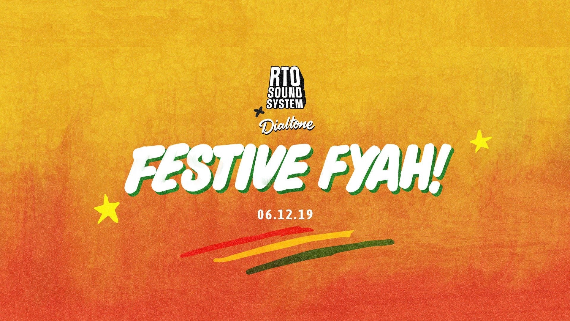 Festive Fyah!