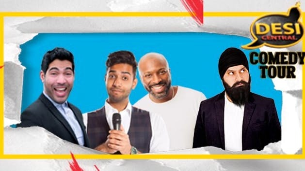 Desi Central Comedy Show : Bedford