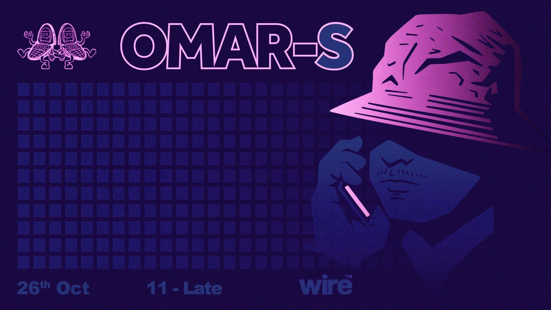 Small Talk w/ Omar S