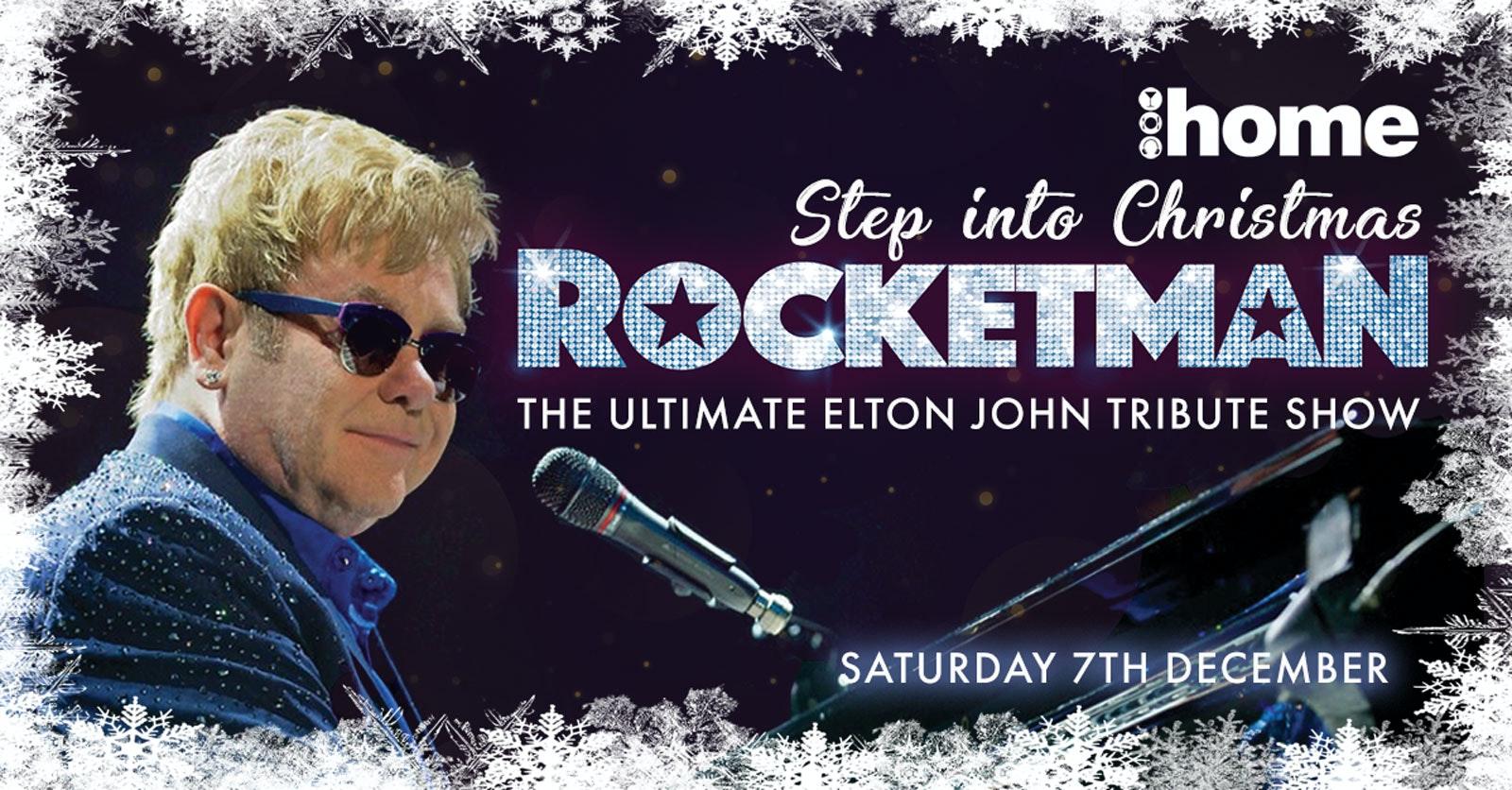 Home Lincoln Elton John Christmas Show