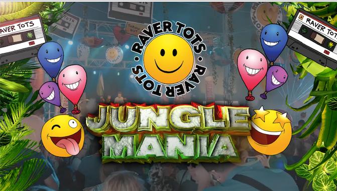 Raver Tots x Jungle Mania