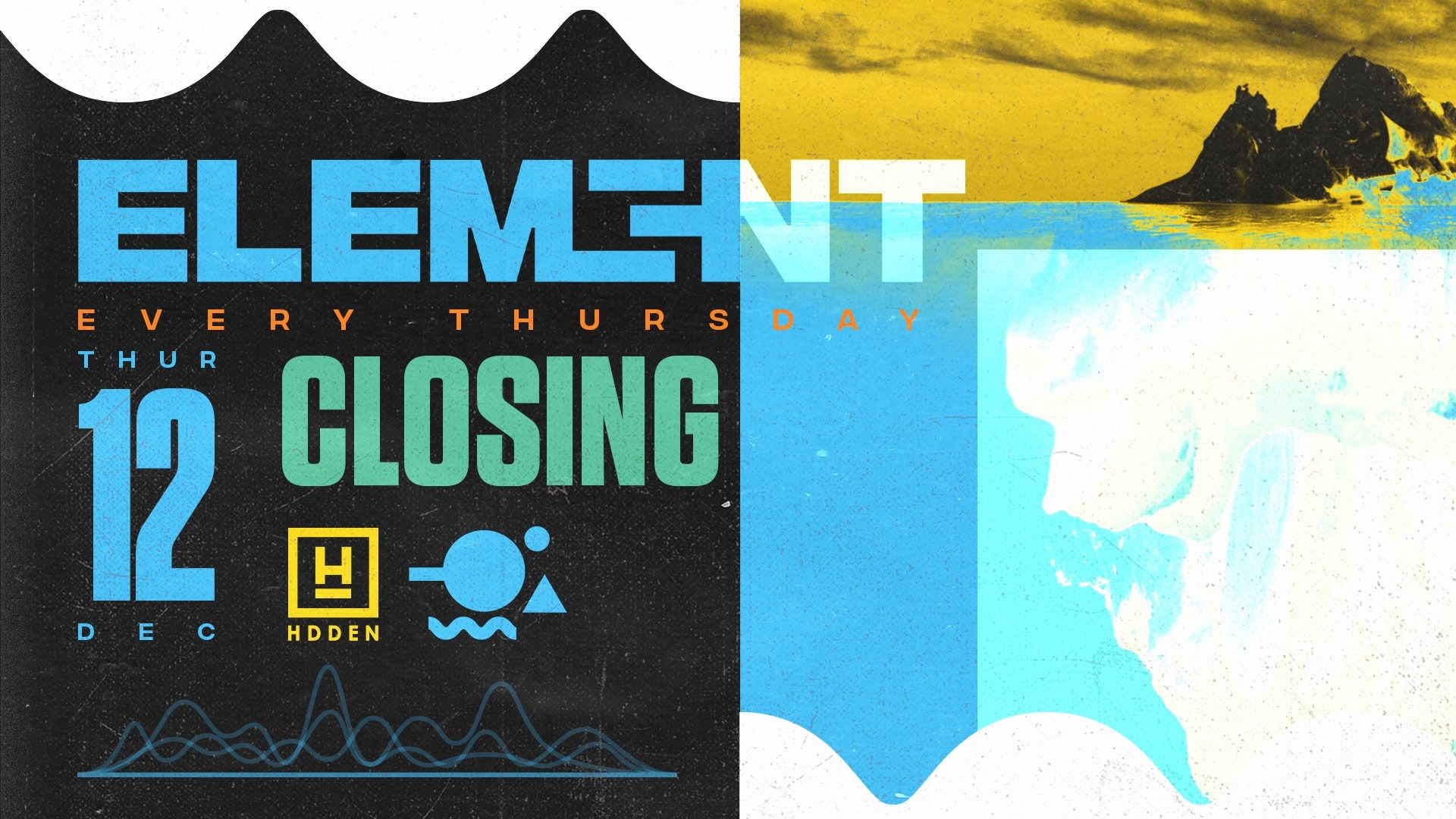 Element. Christmas Closing