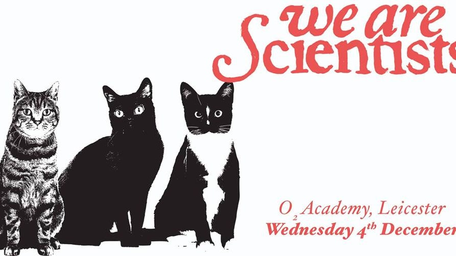 SOLD OUT: We Are Scientists