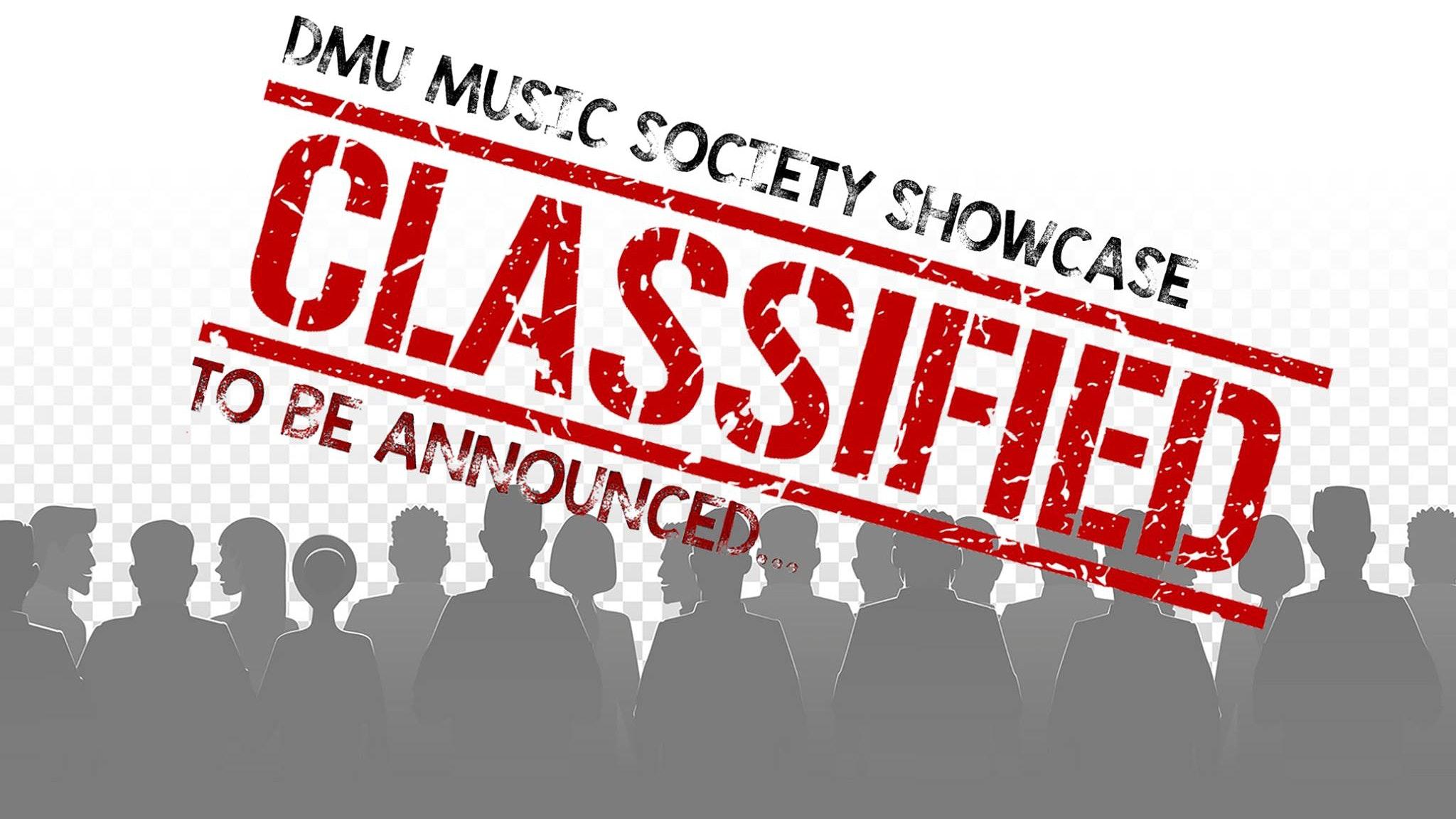 DMU Music Society Showcase #4