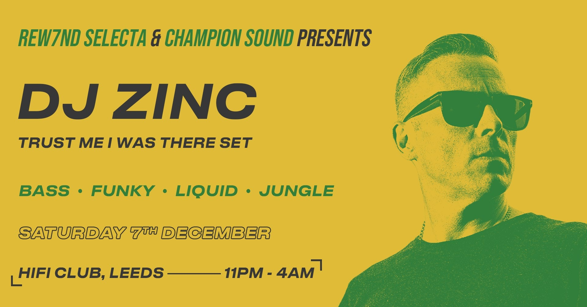 DJ Zinc x Rew7nd Selecta x Champion Sound