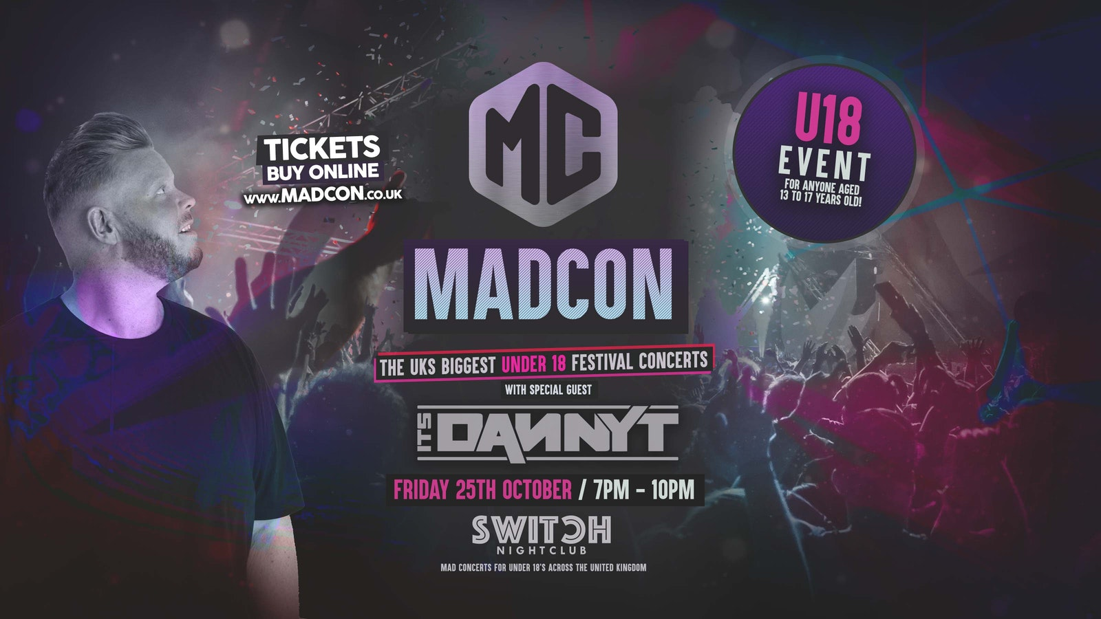 MadCON U18 – Switch Preston