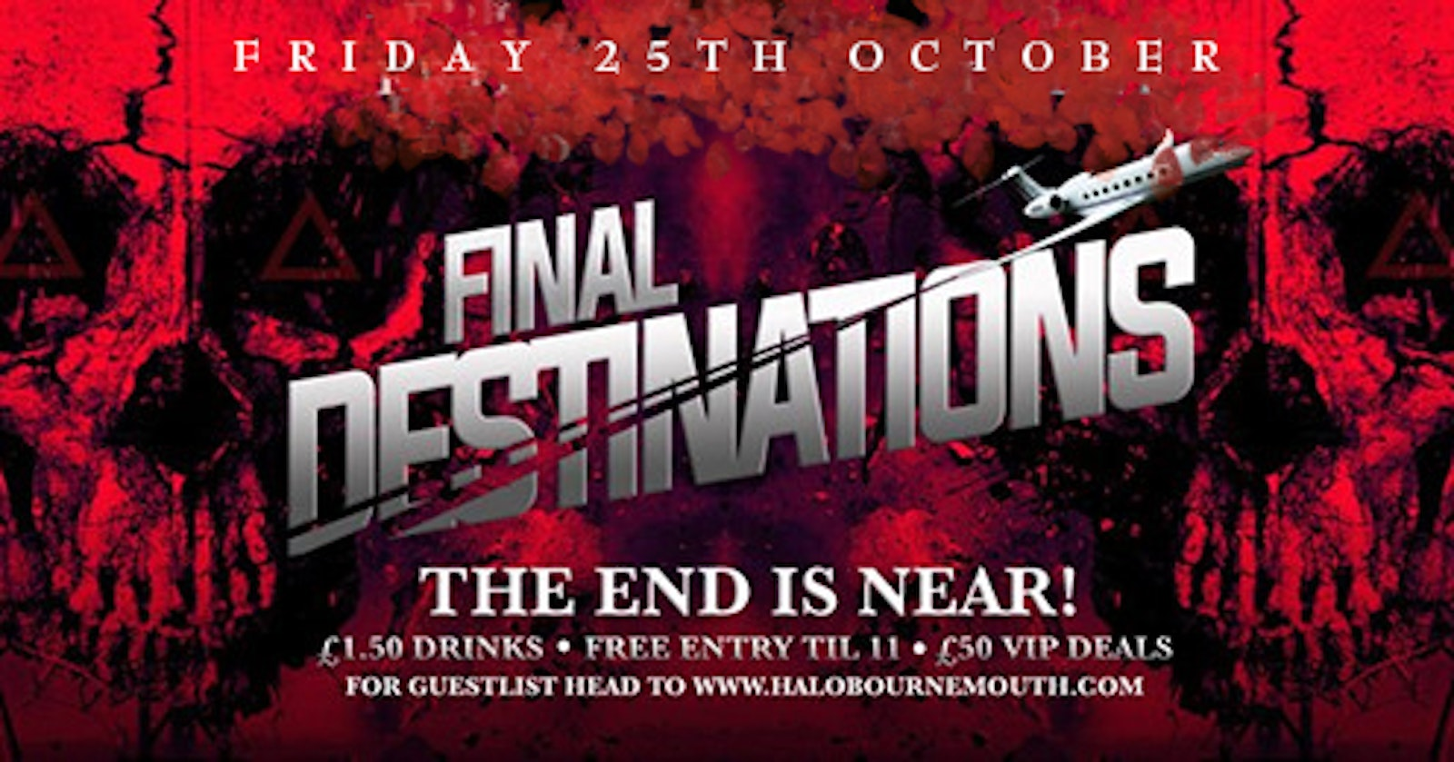 Final Destinations: Halo-Ween Special