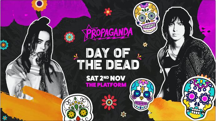 Propaganda Northampton – Day of the Dead