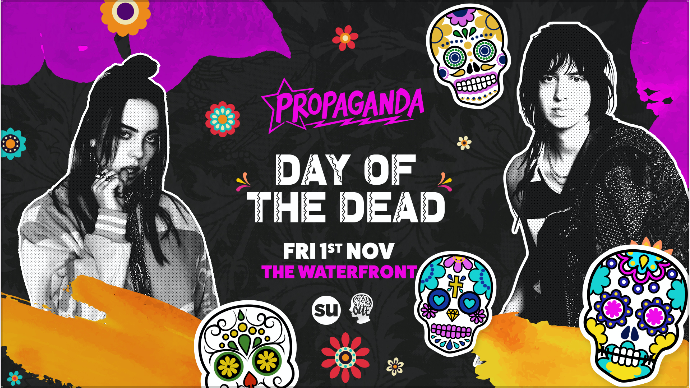 Propaganda Norwich – Day of the Dead