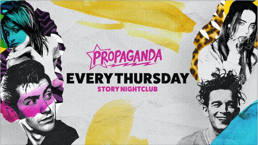 Propagand Cardiff – Indie Vs Pop-Punk!