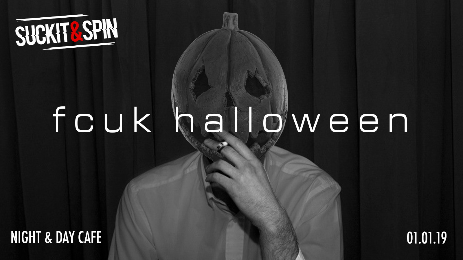 Suck It & Spin '06: fcuk Halloween