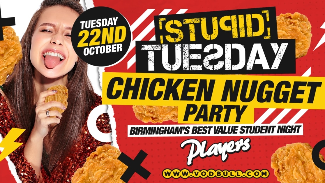 Stuesday – 100 tickets on the door!