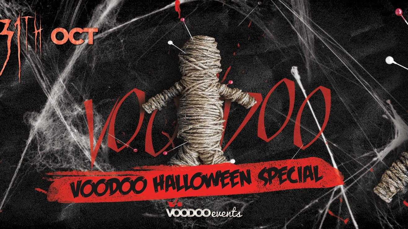Voodoo Halloween Special