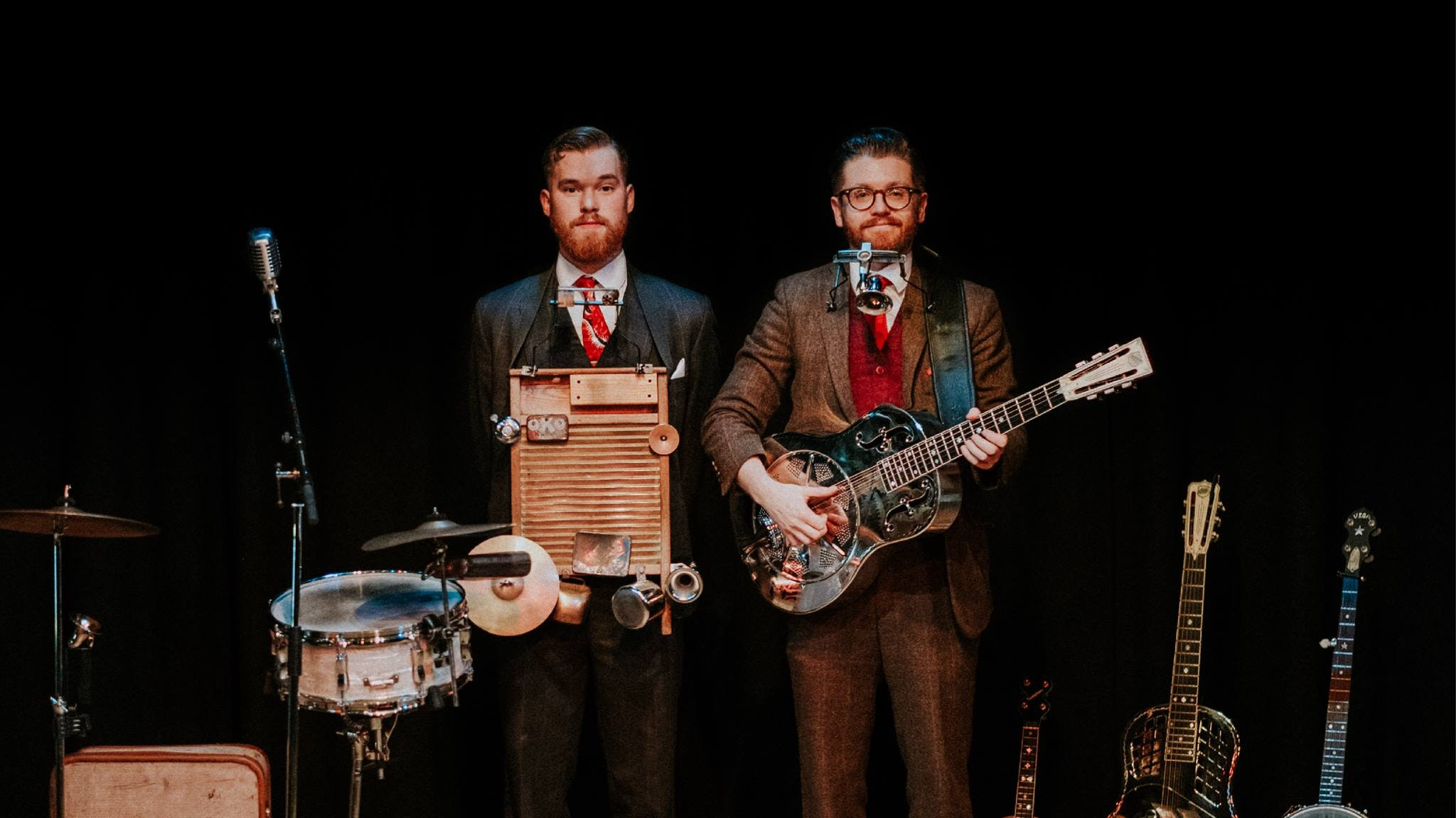 Leeds // The Washboard Resonators Live