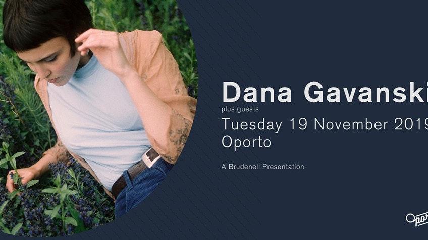 Dana Gavanski, Live in Leeds