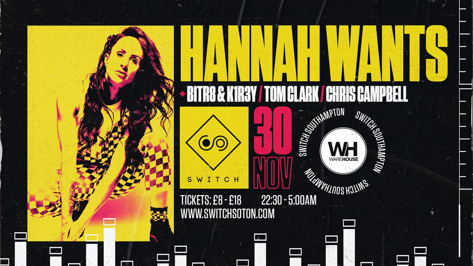 Warehouse Presents: Hannah Wants
