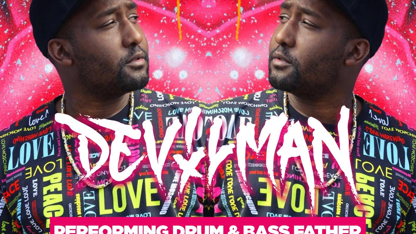 "Untamed Saturday's // DEVILMAN Performing ""Drum & Bass Father"" // Saturday 12th October"