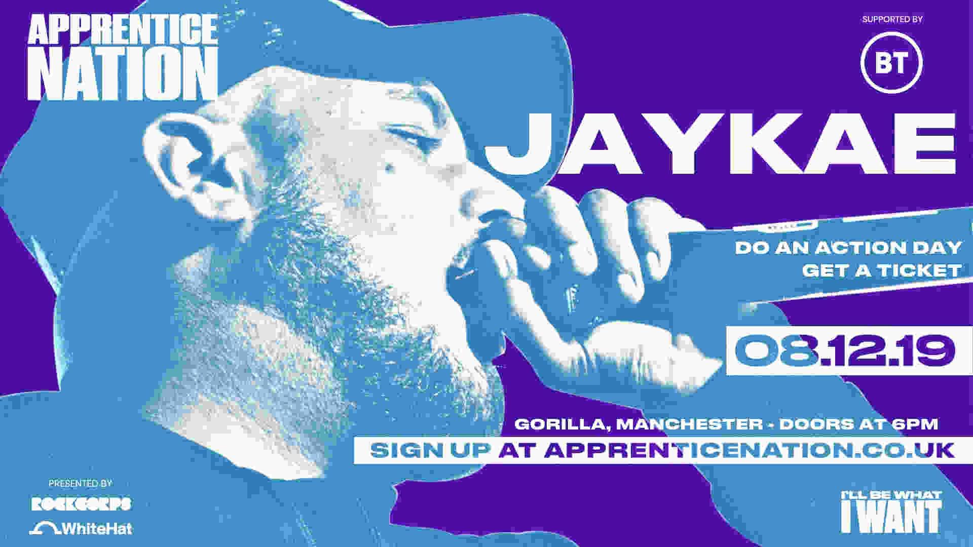 Apprentice Nation: Jaykae