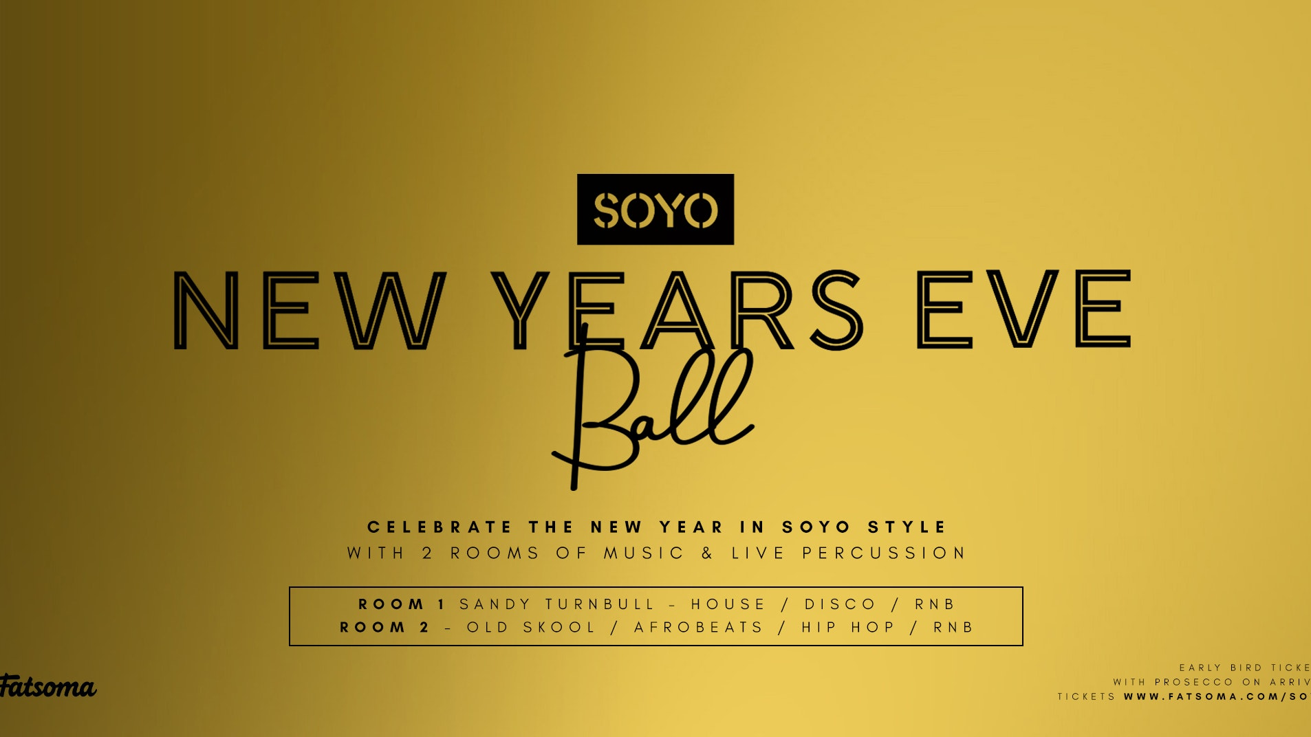 New Years Eve Ball