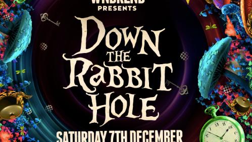 WNDRLND: Down The Rabbit Hole