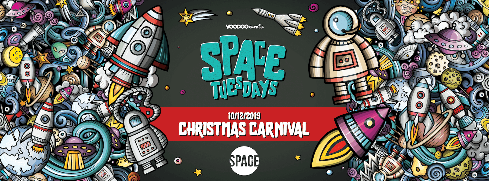 Space Tuesdays : Leeds – Christmas Carnival