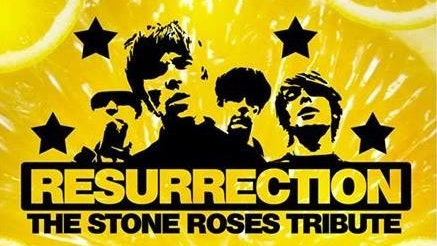 Resurrection Stone Roses at Sunbird Records