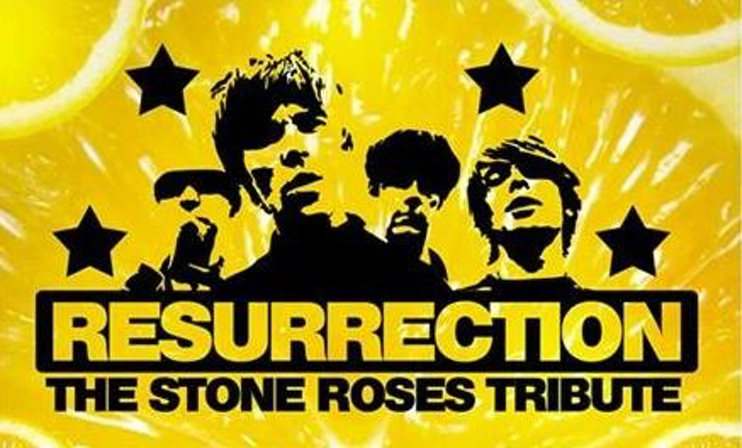 Resurrection Stone Roses at Sunbird Records