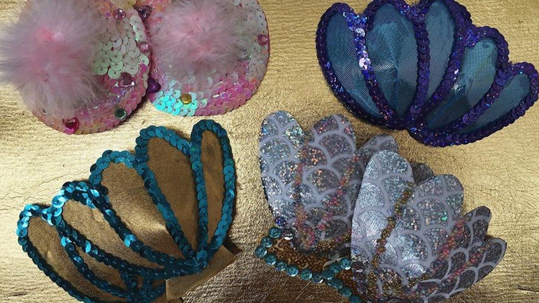 Festive Nipple Tassels